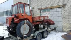 ВТЗ Т-16. Трактор Т-16 с погрузчиком, 16 л.с.