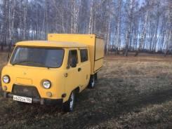 УАЗ-39094 Фермер. Продается уаз фермер, 3 000куб. см., 3 000кг., 4x4