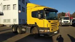 Scania P420. Тягач, 12 000куб. см., 6x4