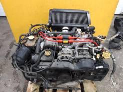 Двигатель в сборе. Subaru Impreza WRX STI, GC8, GF8 EJ20