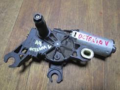 Моторчик заднего дворника Skoda Octavia A4