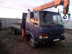 Mitsubishi Fuso. Продам воровайку, 8 000куб. см., 5 000кг., 4x2