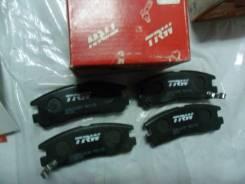 Колодки тормозные задние TRW GDB1023S Отправка ТК