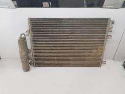 Радиатор кондиционера (конденсер) [6001550660] для Renault Logan I, Renault Sandero I, Renault Symbol I