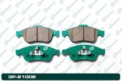 Колодки Тормозные Перед Renault Kaptur 16- / Duster 11- / Fluence 10- Gdb1789 Gbrake арт. GP21002