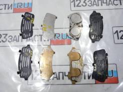 Пластины передних тормозных колодок ( КОМПЛЕКТ ) Subaru Outback IV BRF