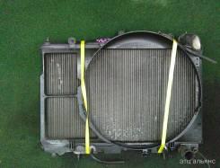 Радиатор основной NISSAN LAUREL, C34, RB25DE, 023-0022756