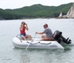 Лодка надувная ПХВ