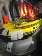 Лодка Аляска 390 drive lux