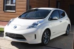 Аэродинамический обвес на пороги для Nissan Leaf ZE0 AZE0. Nissan Leaf, AZE0, ZE0