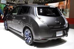 Губа. Nissan Leaf, AZE0, ZE0