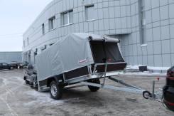 Новинка! Прицеп для перевозки крупногабаритных грузов
