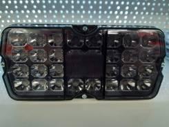 Фонарь задний УАЗ (led) черный