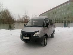 ГАЗ 27527. Соболь (4WD), 3 000куб. см., 1 000кг., 4x4