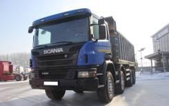 Scania P400. Продается самосвал 8X4 2018 г. в., 13 000куб. см., 35 000кг., 8x4
