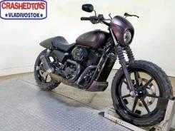 Harley-Davidson Street 500 XG500. 500куб. см., исправен, птс, без пробега
