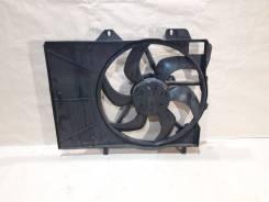 Вентилятор Citroen C3 2013, 2009, 2010, 2011, 2012, 2014 [9682903980]