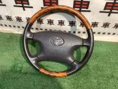 Руль Toyota Mark2 JZX110 Grande turbo «косточка»