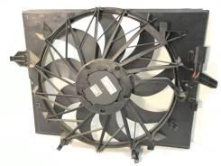 Диффузор - Вентилятор охлаждения Двс BMW 2009г