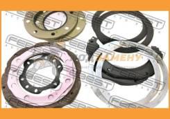 Ремкомплект сальников поворотного кулака FEBEST / TOS001