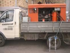 Услугиаренда компрессора дизельного