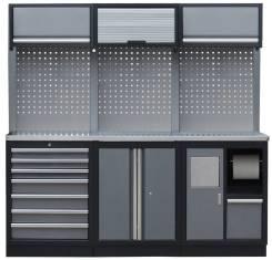 Комплект металлической модульной мебели Mebox COM 12
