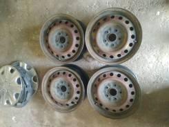Диски колесные R15 5*114