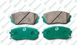 Колодки передние G-brake GP-11230