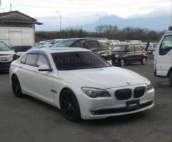 BMW 7-Series, 2011