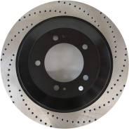 Тормозной диск TRD под 6-ти поршневой суппорт для Toyota Tundra