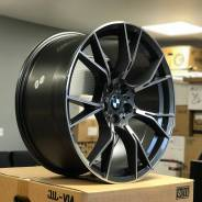 "789 M Style для BMW G20 G30 19"" 5x112 Gunmetal Machined Face"