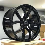 Range Rover Sport SVR Style 22x10 5x120 Black
