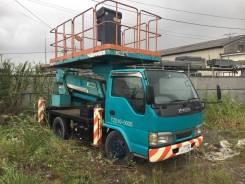 Isuzu. Продам грузовик вышка 10 метров, 4 800куб. см., 10,00м.