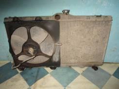 Радиатор основной в сборе Toyota Corolla #E11# 1997 2CE