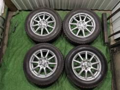 """№3765 Комплект колёс из Японии [BaikalWheels]. 6.5x16"""" 5x114.30 ET53"""