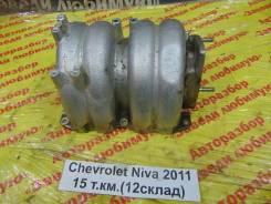 Впускной коллектор Chevrolet Niva Chevrolet Niva 2011