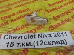 Указатель поворота Chevrolet Niva Chevrolet Niva 2011, левый