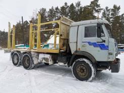 КамАЗ. Камаз 672520 лесовоз, 10 850куб. см., 15 000кг., 6x4. Под заказ