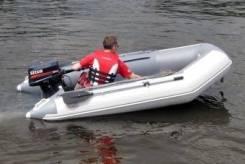 Транцевая лодка Badger ПВХ Классик Лайн 300