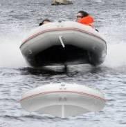 Моторная лодка ПВХ Баджер SL 370 AL