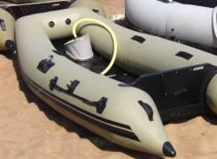 Надувная лодка Badger Excel Line 360 PW