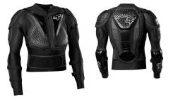 Черепаха Fox Titan Sport Jacket Black размер: ХL (24018-001-XL)
