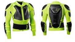 Черепаха Fox Titan Sport Jacket Flow Yellow размер: М (24018-130-M)