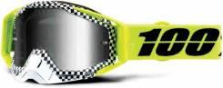 Очки 100% Racecraft Andre / Mirror Silver Lens (50110-315-02)