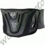 Защитный пояс Fox Black Belt Черно серый 07036-014