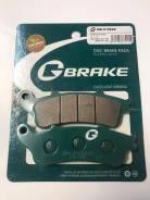 Колодки тормозные G-brake GM-01082S