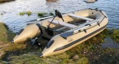 Моторная лодка ПВХ Badger Duck Line 340 AL