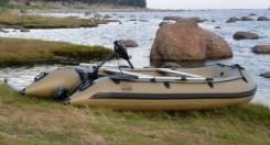 Badger Duck Line. 2020 год, длина 3,70м., двигатель подвесной, 25,00л.с., бензин. Под заказ