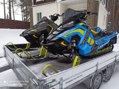 Polaris PRO-RMK 850 163, 2018