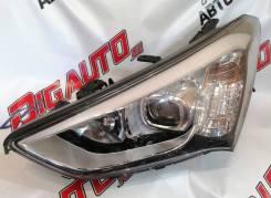 Фара. Hyundai Santa Fe, DM D4HA, D4HB, G4KE